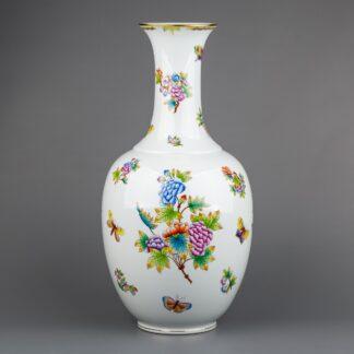 Herend Queen Victoria XLarge Vase #7121/VBO II.