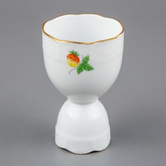Herend Strawberry Pattern Double Egg Cup #263