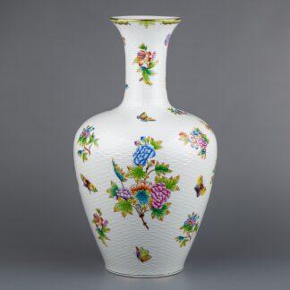 Herend Queen Victoria XXLarge Vase #6987/VBO II.