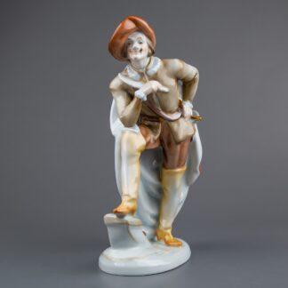 Herend Cyrano De Bergerac Figurine #5864