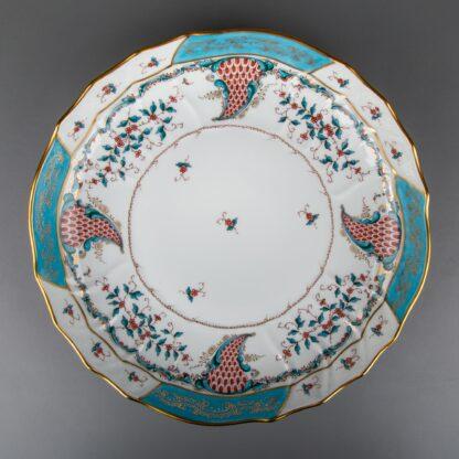 Herend Cornucopia Tupini (TCA) Pattern Round Serving Bowl #1082/TCA