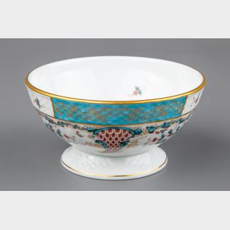 Herend Cornucopia Tupini (TCA) Pattern Footed Bowl #1364/TCA